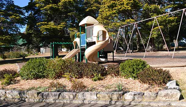 My Top Ten Playgrounds in the Blue Mountains