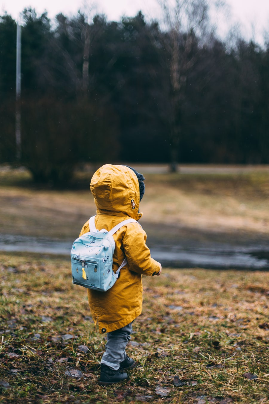 Leaving the House with Children in Tow…It's Hard