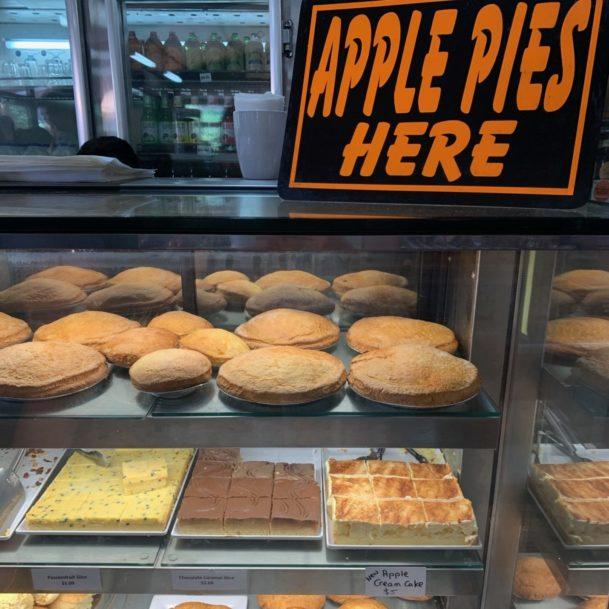 apple pie Bilpin