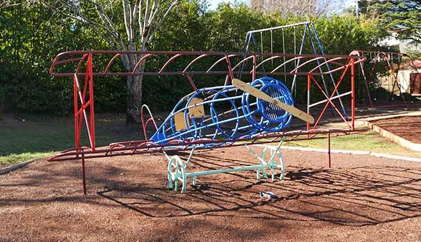 Hinkler Park Katoomba