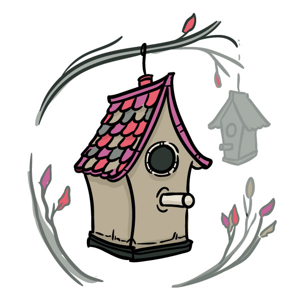 Out of the Nest Neigbourhood Icon