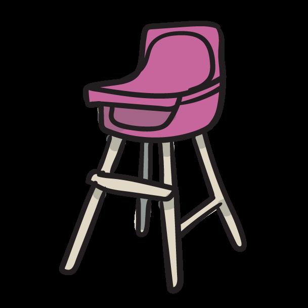 Icon High Chair