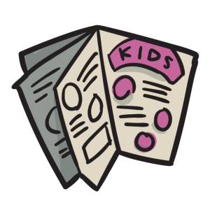 Icon Childs Menu
